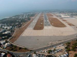 L'aeroporto di Kalamaki oggi
