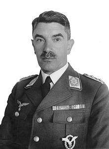 Il gen. Alexander Löhr