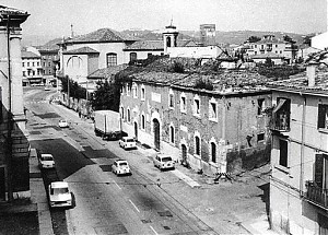 Il carcere degli Scalzi a Verona