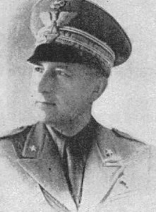Il gen. Antonio Gandin