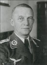 Il gen. Helmuth Felmy