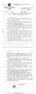 La richiesta di epurazione del gen. Vecchiarelli