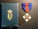 1918, Cavaliere  Ordine Militare di Savoia