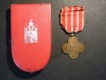 1919, Croce al merito di guerra (Cecoslovacchia)