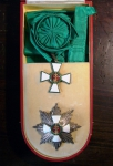 1943, Cavaliere di Gran Croce (Ungheria)