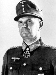 Il gen. Hubert Lanz