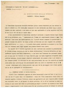 Ricorso 30.11.1945