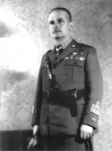Il gen. Vecchiarelli nel 1943