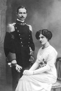 1912 - Nozze con Rina (Caterina) Tranquilli