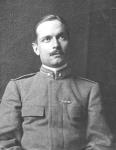1910, Tenente alla Scuola di guerra di Torino