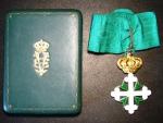 1940, Commendatore Ordine Santi Maurizio e Lazzaro