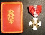 1923, Ufficiale  Ordine della Corona d'Italia