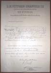 2.12.1923, Ufficiale Ordine della Corona d'Italia