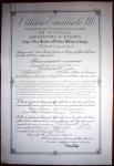 6.1.1941, Ufficiale Ordine Militare di Savoia