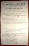 17.5.1919, Cavaliere Ordine Militare di Savoia