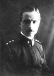 1914-15, in uniforme di Capitano